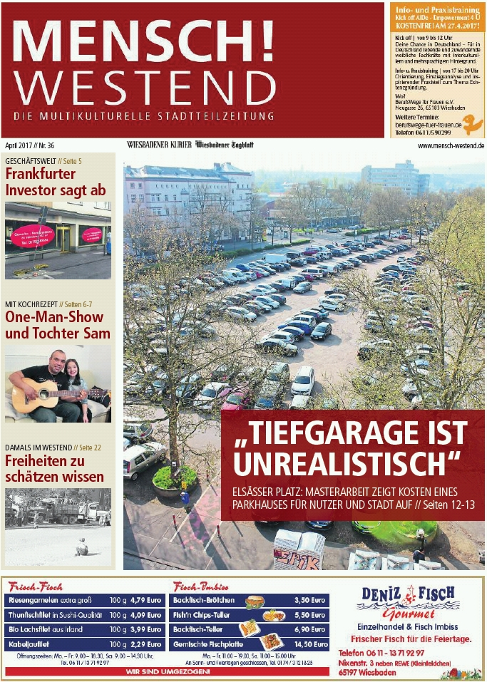 Titel Mensch April 2017