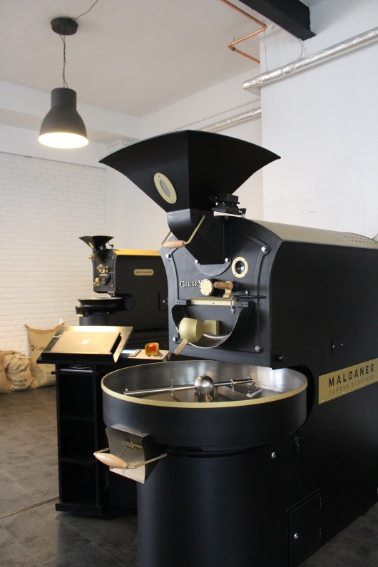 Maldaner Coffee Roasters